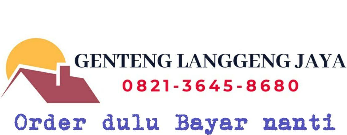 Genteng Sokka Langgeng Jaya pusat produksi genteng no 1